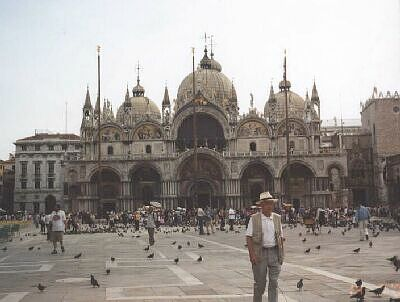 St. Mark's Basilica in